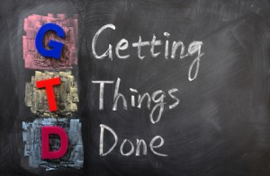 GTD - Getting Things Done - © bbbar - Fotolia.com