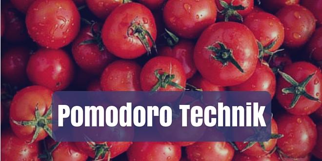 Pomodoro Technik