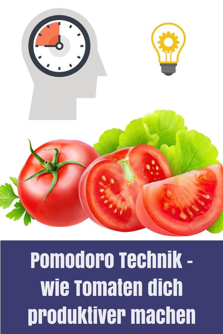 Die Pomodoro Technik ist eine gute Methode, um konzentriert und fokussiert zu arbeiten. Was sie ist, wie und womit du sie anwendest, findest du im Artikel.