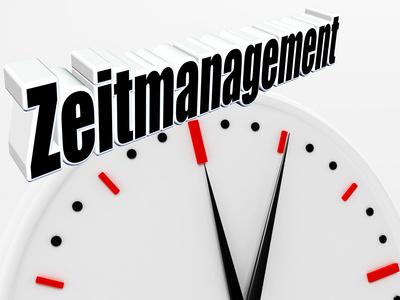 Zeitmanagment