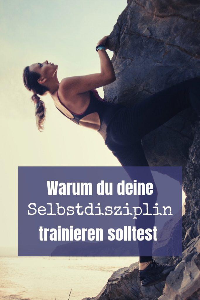 Man braucht Selbstdisziplin und Willenskraft, um Ziele zu erreichen. Das Gute: Selbstdisziplin trainieren ist möglich. Mit dieser Übung schaffst du das.