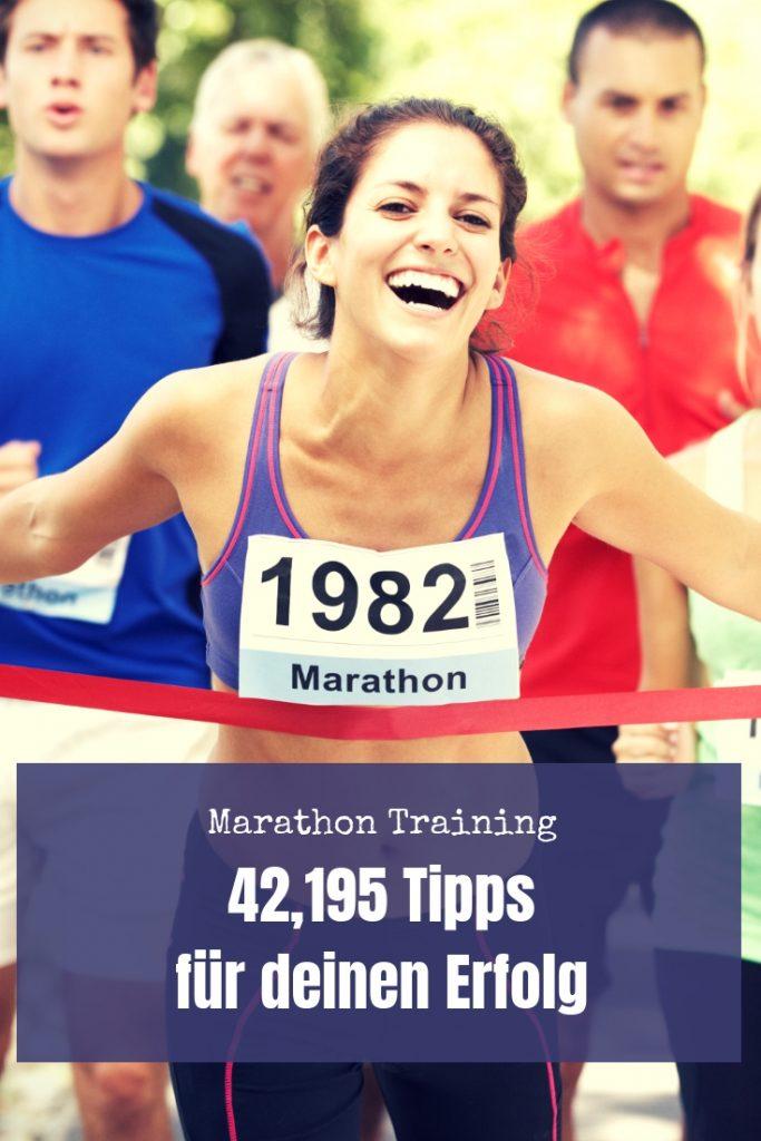 Mythos Marathon - jede Woche laufen irgendwo auf der Welt Leute 42,195 Kilometer. Du auch? Ausdauerblog gibt dir 42,195 Tipps für dein Marathon Training.