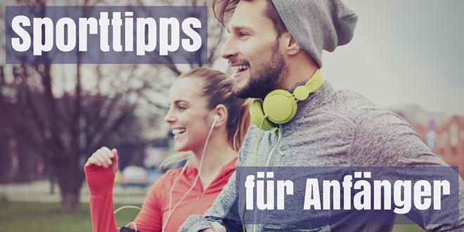 Sport für Anfänger joggen_anfänger_sport_lauftraining
