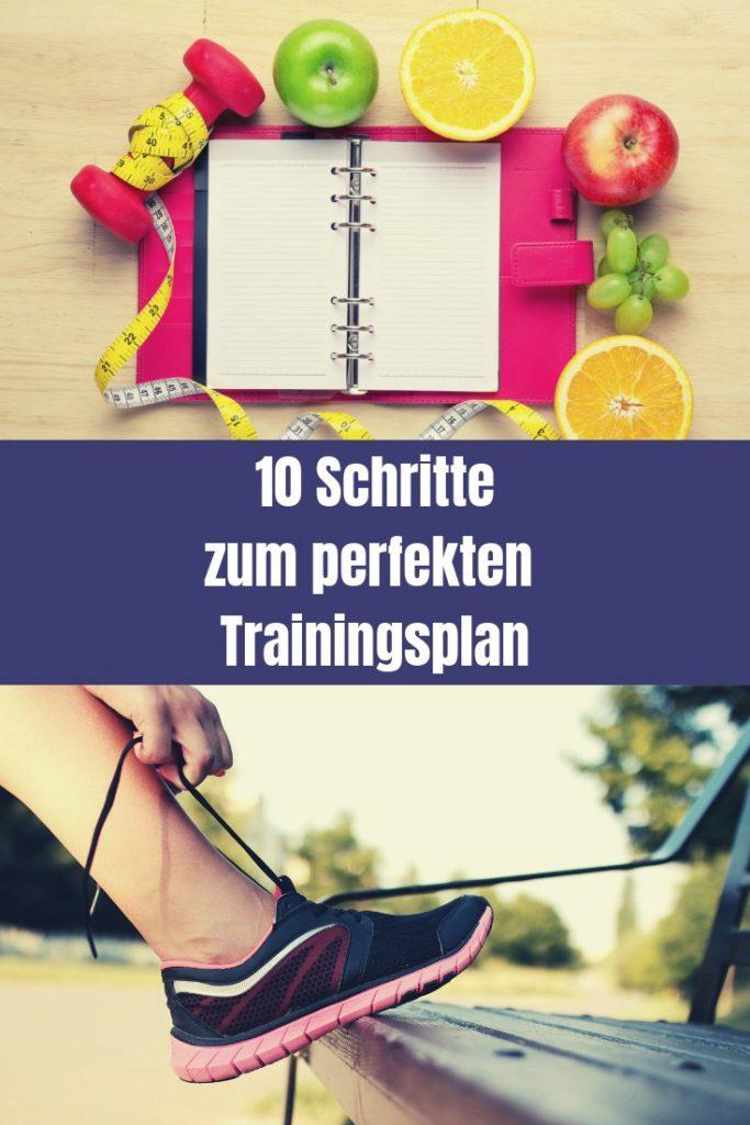 Willst du endlich Training mit System und damit sollen deine Bestzeiten erreichen? Was bietet sich da mehr an, als deinen Trainingsplan erstellen zu können.