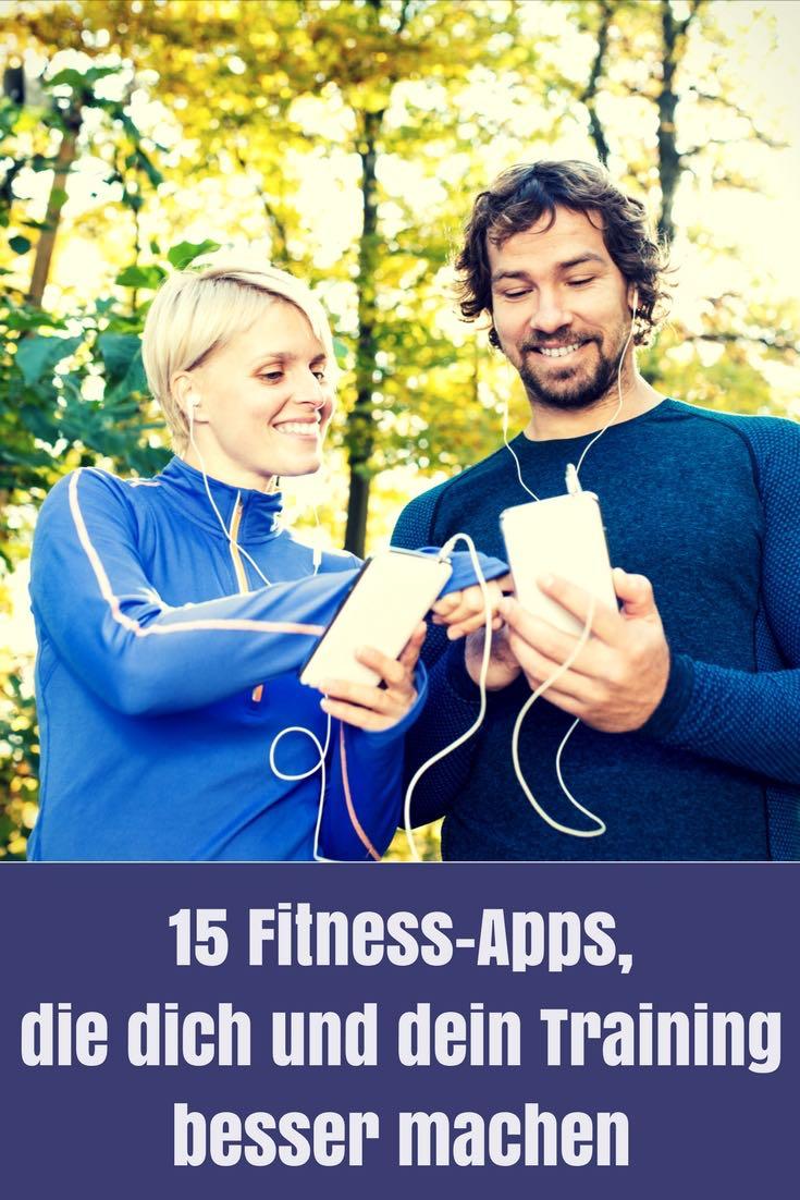 Dein Smartphone kann dich und dein Training besser machen. Ich empfehle dir 15 Fitness-Apps für Sport, Gesundheit und Geist.