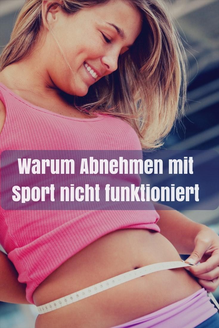 abnehmen mit sport