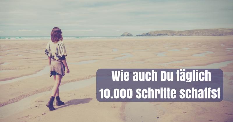 10000 schritte