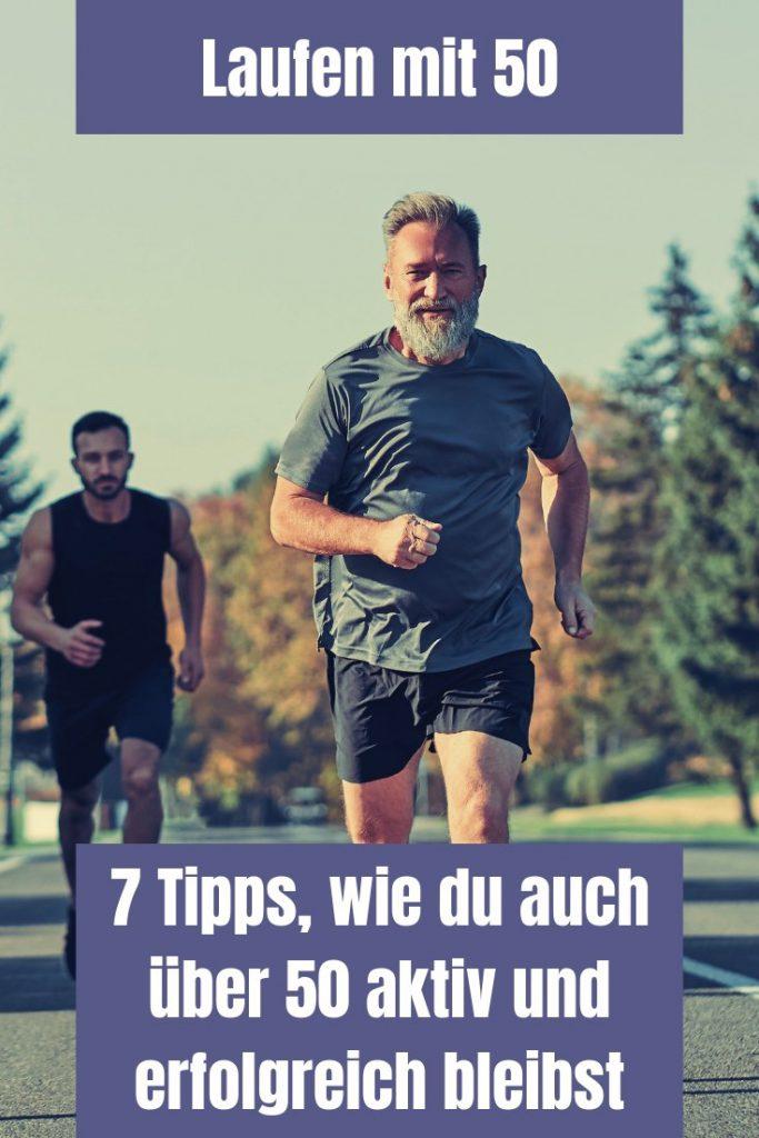 Vorbei die Zeit der Jagd nach Bestzeiten. Ab 50 gilt es den Genuss und das Erlebnis in den Mittelpunkt zu stellen --> 7 Trainingstipps fürs Laufen mit 50