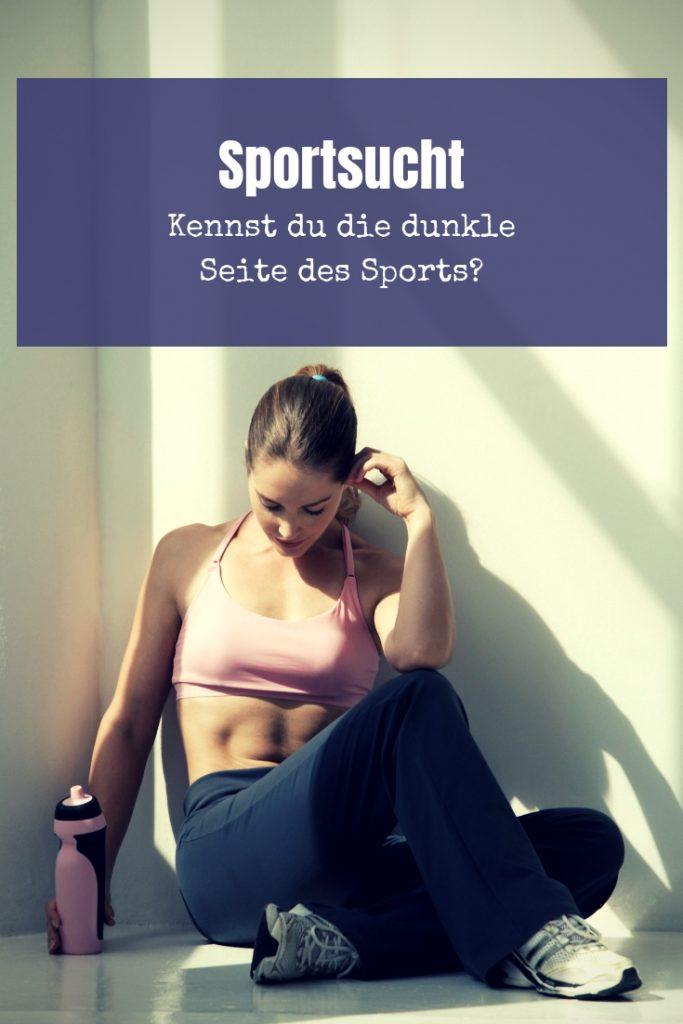 Fast 5% aller Athleten haben die Tendenz zur Sportsucht. Im Artikel zeige ich dir, woran du es erkennst und was du dagegen tun kannst.