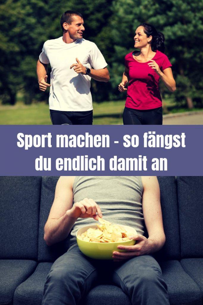Möchtest du mehr Sport machen, aber du schaffst es einfach nicht? Im Artikel gebe ich dir eine kleine Anleitung, wie du endlich ins Tun kommst.