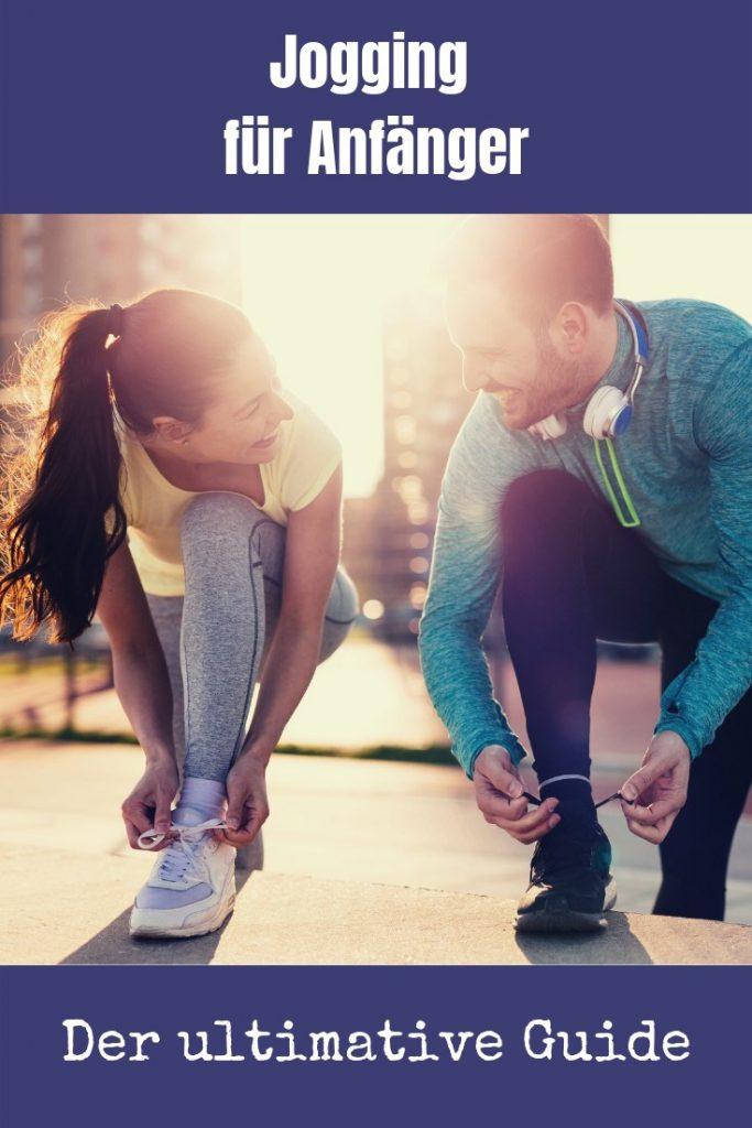 Wie gelingt dir der richtige Start ins Laufen? Jogging für Anfänger - Der ultimative Guide gibt dir die Antwort für deine ersten Laufschritte.