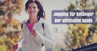 Jogging für Anfänger