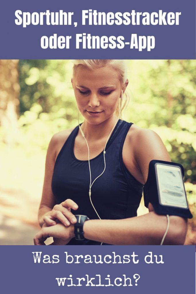 Die Vielfalt ist mittlerweile grenzenlos. Sportuhr, Fitnesstracker oder Fitness-App - wie sollst du dein Training aufzeichnen? Der Artikel gibt die Antwort.