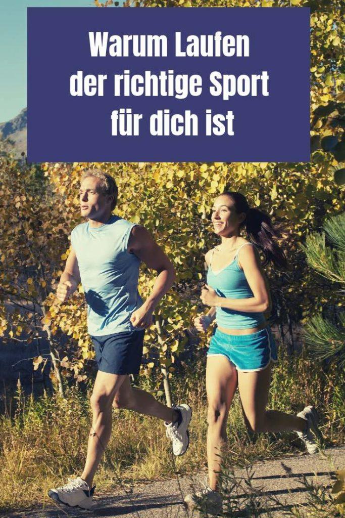 Ist Laufen der richtige Sport für mich? Hier erfährst du, was Laufen dir bringen kann und warum du unbedingt damit anfangen solltest.