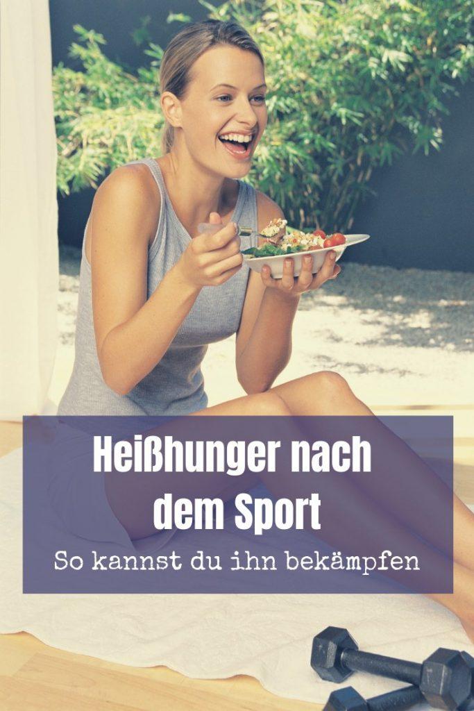 Passiert es dir auch regelmäßig, dass du direkt nach deinem Training zum Kühlschrank steuerst? Heißhunger nach Sport ist kein seltenes Phänomen.