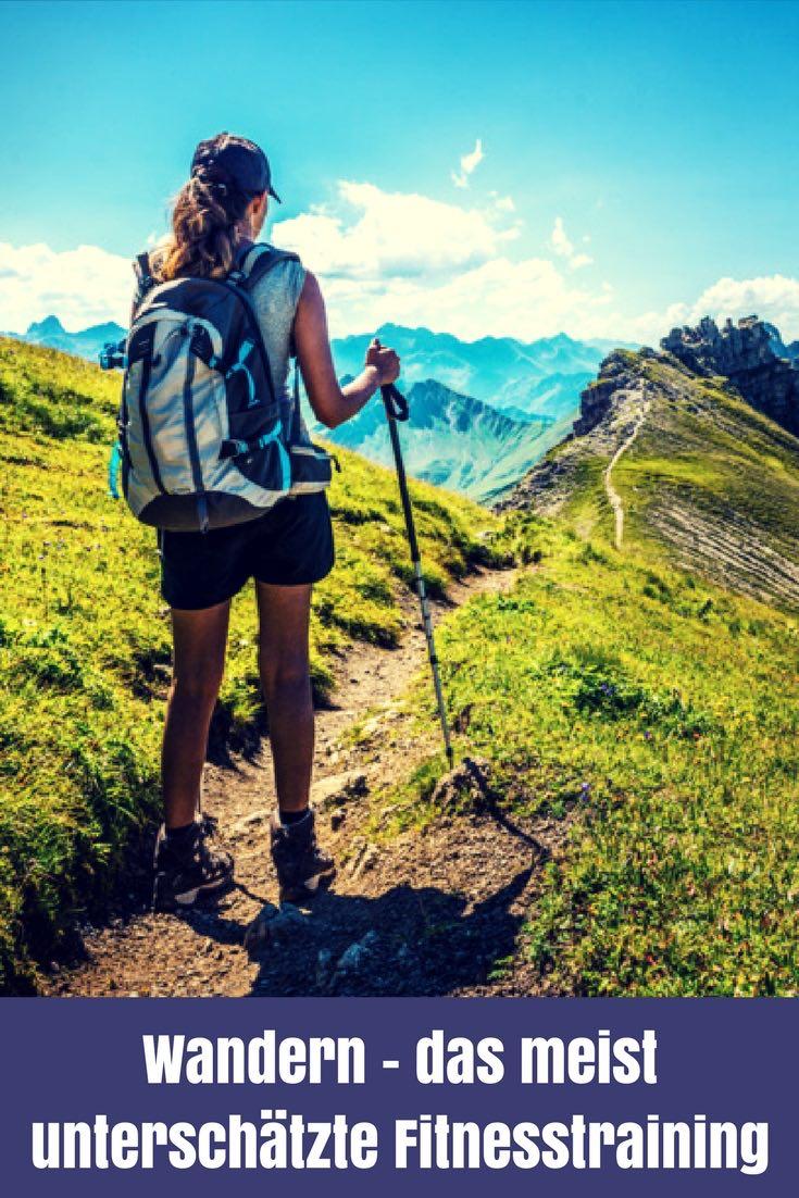 Wandern gehen boomt - kein Wunder ist es zum einen ein perfektes Fitnesstraining und zum anderen besonders in hektischen Zeiten ein Erlebnis für die Seele.