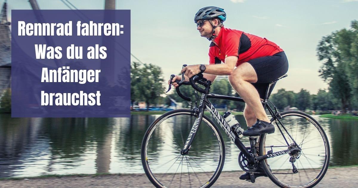 Du willst Rennrad fahren und weißt nicht, wie du startest? Hier findest du alles was du als Rennrad Anfänger wissen musst.