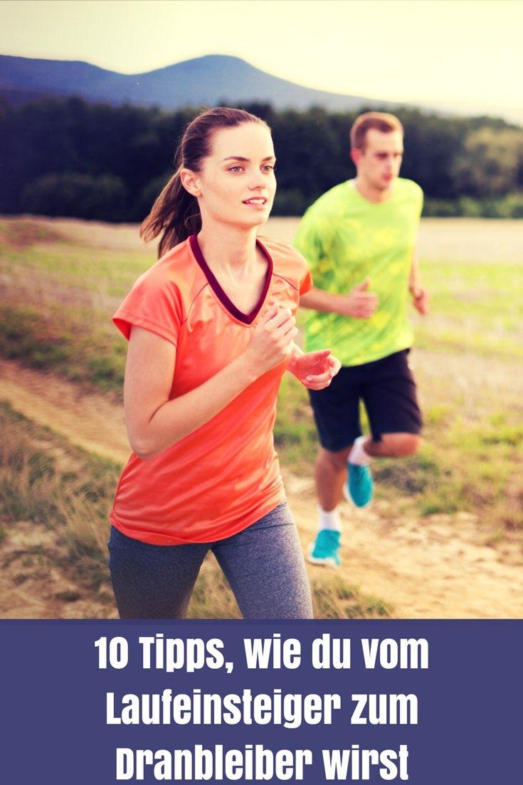 Der erste Schritt zum Läufer ist der Schwerste. Hast du den gemeistert, stellt sich die Frage, wie geht es als Laufeinsteiger weiter? Hier ist die Antwort: