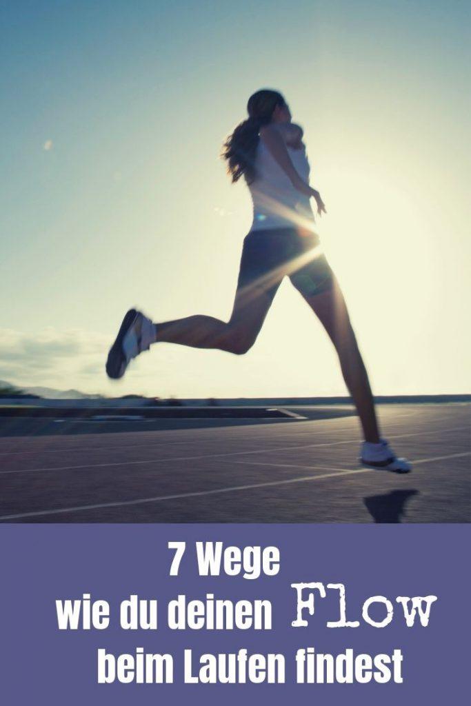 Das Runners High ist der heilige Gral der Läufer. Nur wenige werden es je erreichen. Viel erreichbarer und realistischer ist da der Flow beim Laufen.