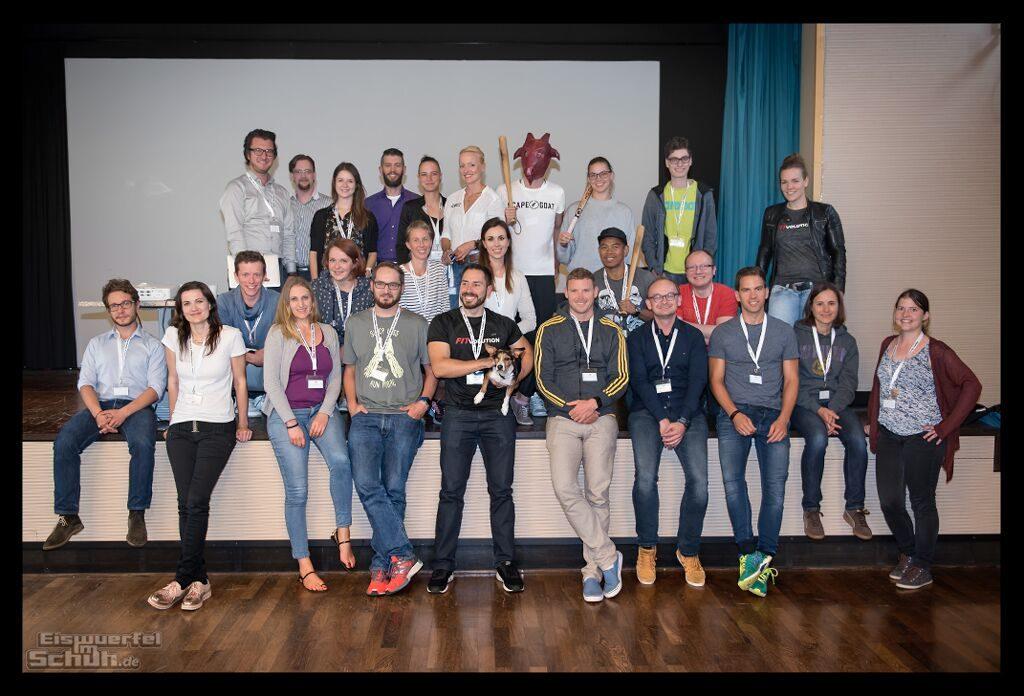 EISWUERFELIMSCHUH - FIBLOKO Gruppe 2017