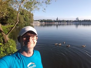 Sightseeing-Run in Hannover