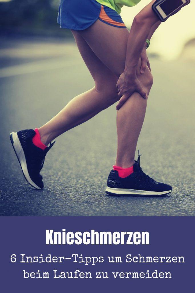 Hast du auch Knieschmerzen beim Laufen? In diesem Blogartikel gibt dir Anke Thiel 6 erprobte Insider-Tipps, wie du deine Schmerzen in den Griff bekommst.