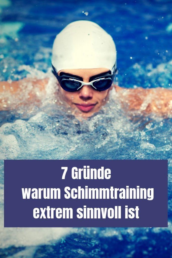 Es gibt viele gute Gründe, warum du auch als Läufer oder Radfahrer regelmäßig Schwimmtraining als Alternative durchführen solltest. Hier sind 7 davon...