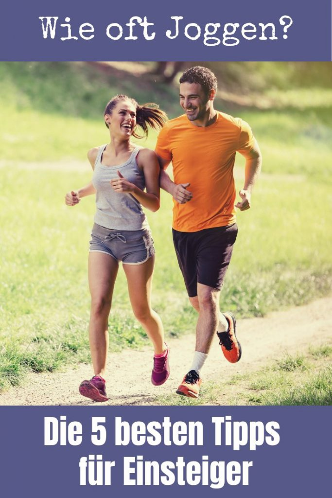 Wie oft soll ich joggen gehen? Diese Frage kommt regelmäßig nicht nur von Laufanfängern und ich geb dir 5 Tipps, um deinen Rhythmus zu finden.