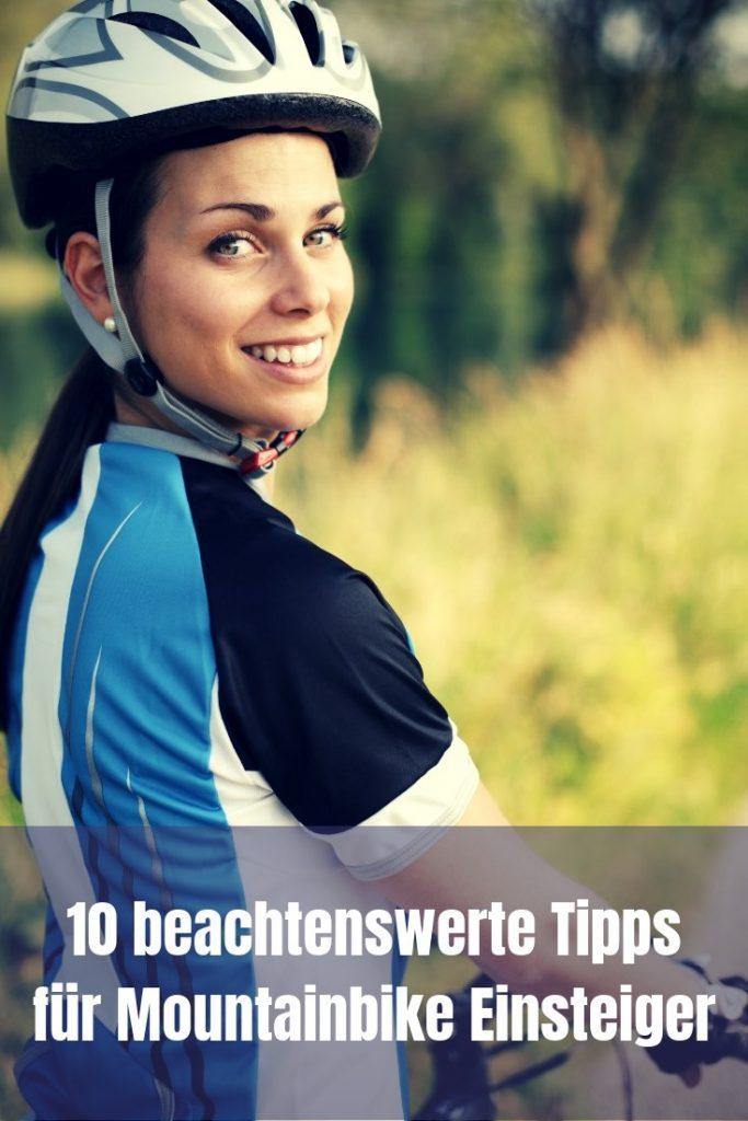Du möchtest lernen, wie man richtig Mountainbike fährt? Ausdauerblog liefert dir 10 beachtenswerte Tipps für Einsteiger.