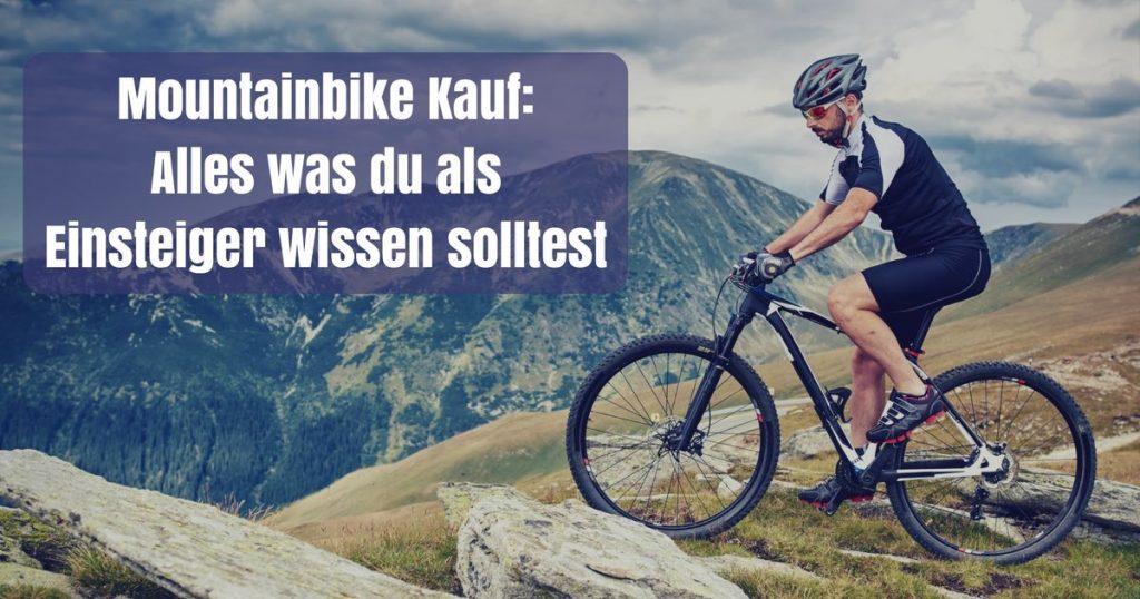 Mountainbike Kauf
