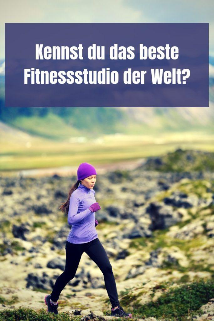 Das beste Fitnesstudio der Welt ist kostenlos! Hier erfährst du, warum du öfter in der freien Natur trainieren solltest und dir teure Studios sparen kannst.