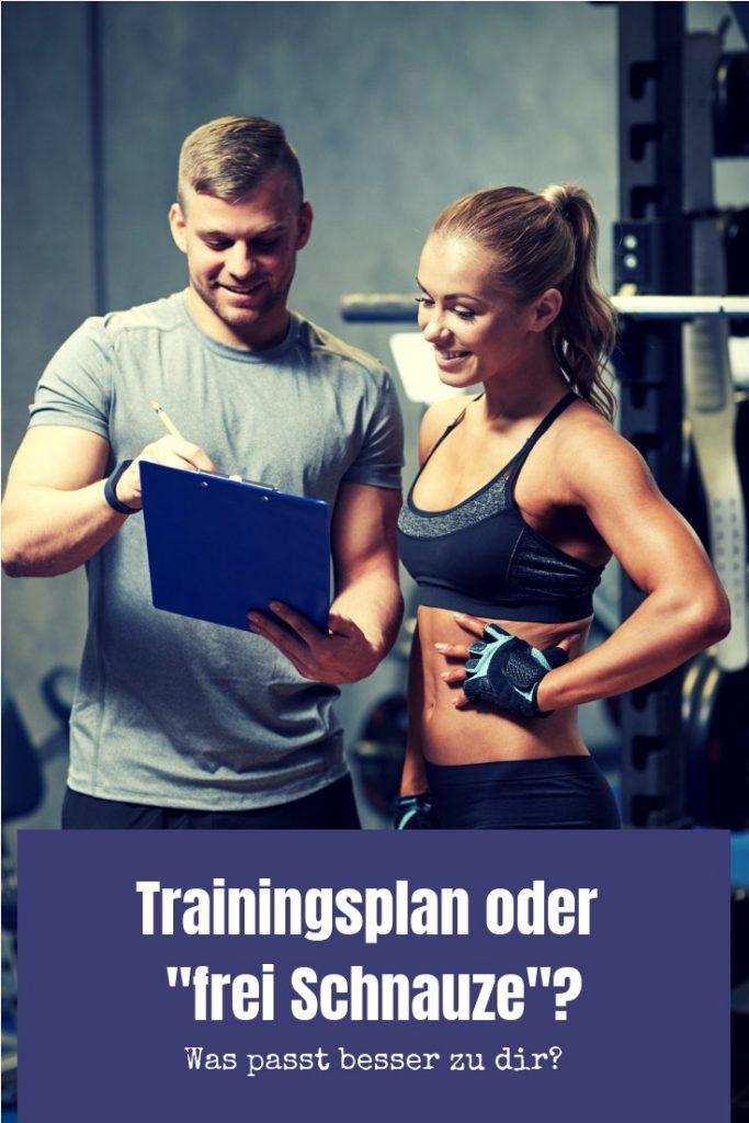 Trainingsplan - ja oder nein? Wofür ein Trainingsplan gut ist und ob du tatsächlich einen haben solltest, erfährst du in diesem Artikel.