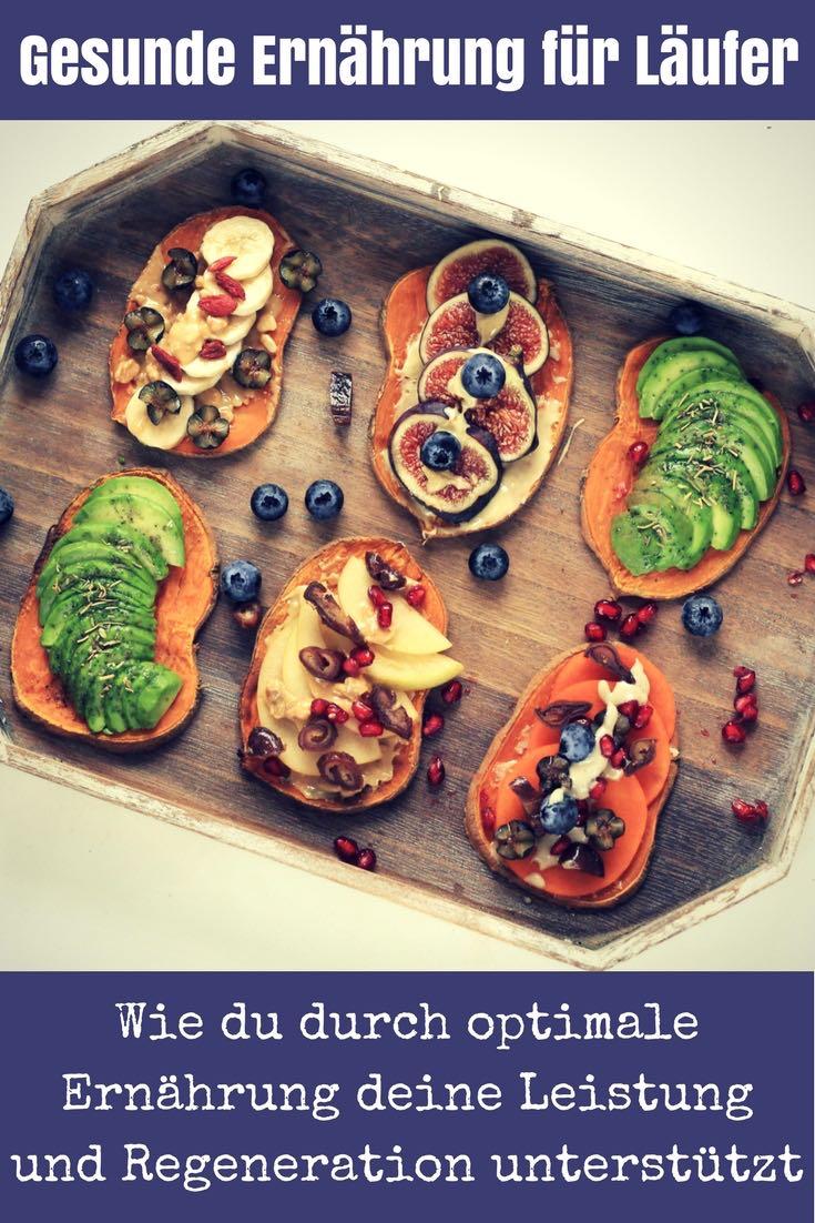 Paula von Laufvernarrt gibt dir einen Einblick in die gesunde Ernährung für Läufer und verrät dir Tipps, welche Lebensmittel auf deinem Tisch landen sollten