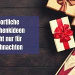 Sportliche Geschenkideen nicht nur für Weihnachten