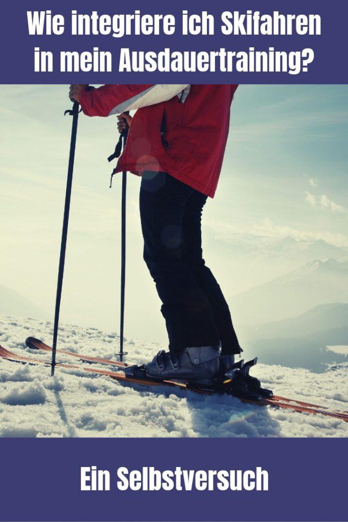 Skifahren und Ausdauertraining - wie passt das zusammen? Selten liest man etwas über diesen Zusammenhang. Hier findest du Tipps für den nächsten Ski-Urlaub.