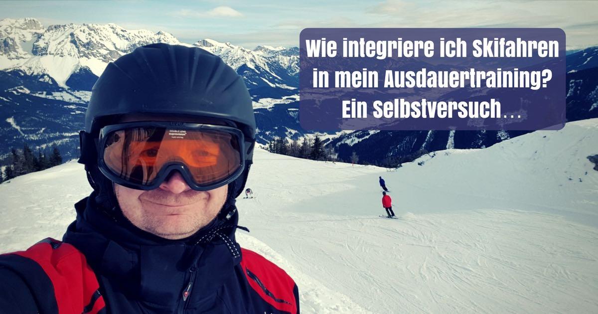 Skifahren Ausdauertraing