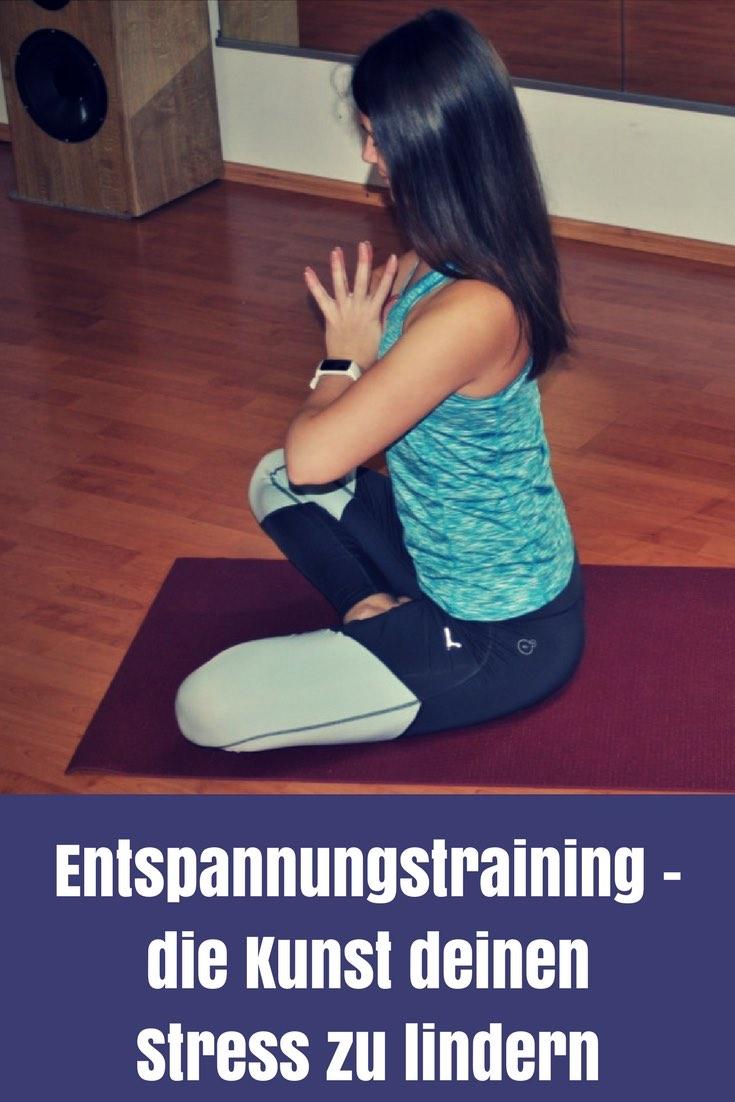 Sabrina Wolf zeigt dir die Möglichkeiten und die Wirkung von gezieltem Entspannungstraining. So dass du deinen Stress dauerhaft lindern kannst...