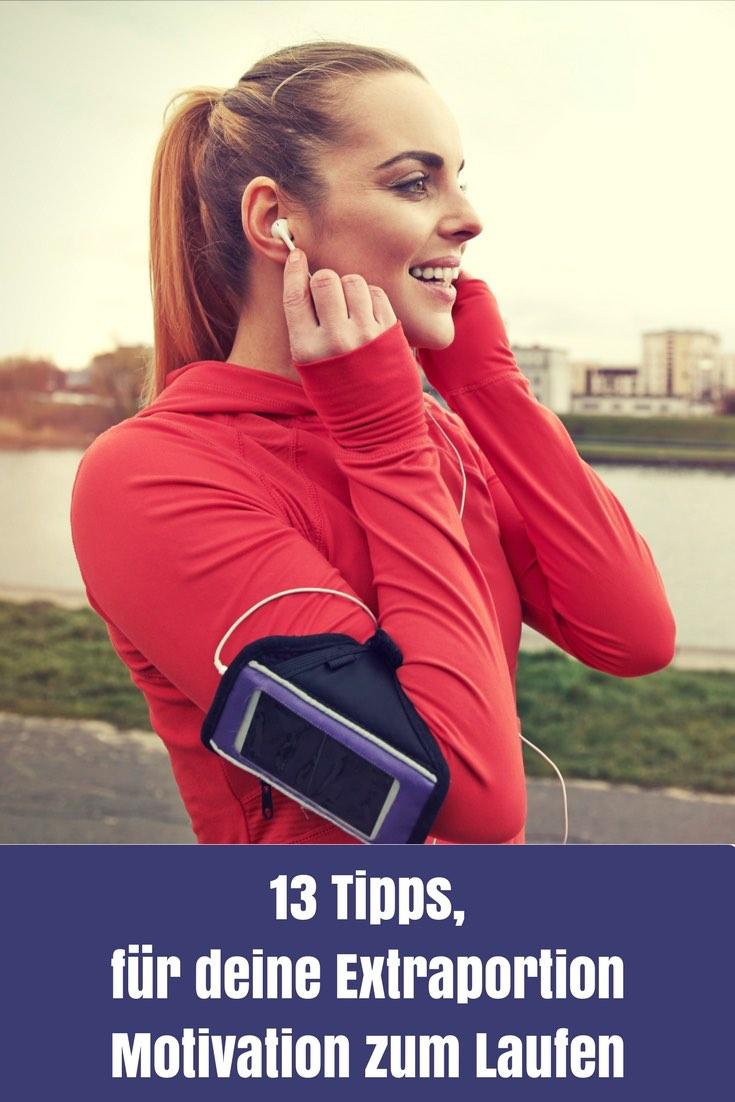 Immer wieder und immer öfter siegt dein Schweinehund, wenn du eigentlich laufen gehen möchtest? Dann lies mal diese 13 Tipps, um mehr Motivation zum Laufen zu finden.