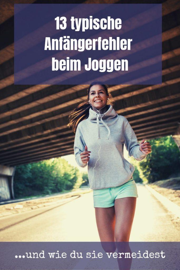 Immer wieder tauchen die gleichen Anfängerfehler beim Joggen auf. Sei schlau und vermeide diese Stolperfallen bei deinem Laufstart.