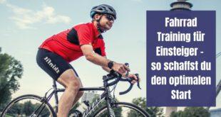 Wenn du langfristig viel Freude am Radfahren haben möchtest, macht es Sinn, sich etwas mehr mit dem richtigen Fahrrad Training zu befassen.