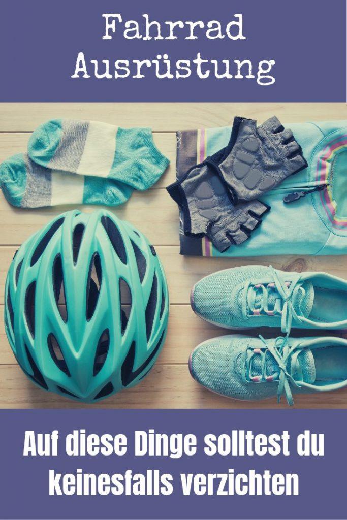 Vor deiner ersten Biketour steht nicht nur der Bikekauf, sondern auch die Suche nach der richtigen Fahrradausrüstung. Hier gibt es Tipps...
