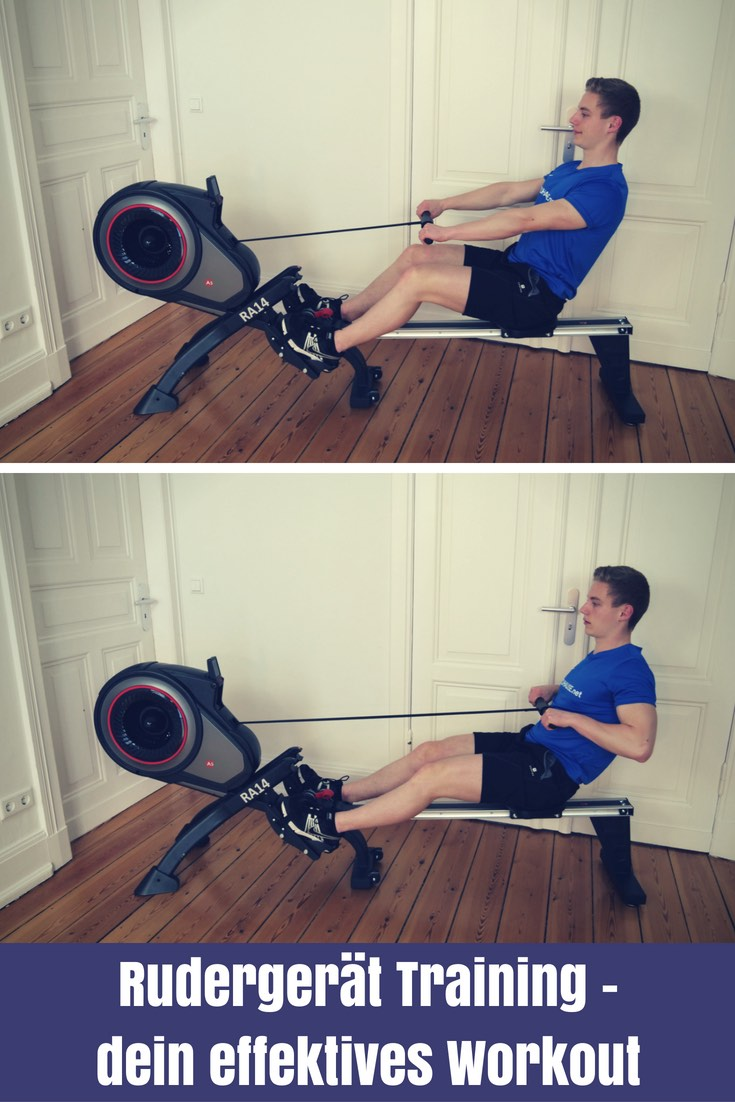 Rudergerät Training ist eine effektive und gelenkschonende Art, deine Ausdauer nachhaltig zu steigern und den ganzen Körper zu trainieren.