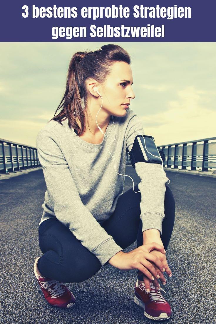 Sobald du eine neue Sache beginnst, sind sie da: Selbstzweifel. Hier gibt es drei bewährte Strategien, wie du ihnen zukünftig entgegen trittst.