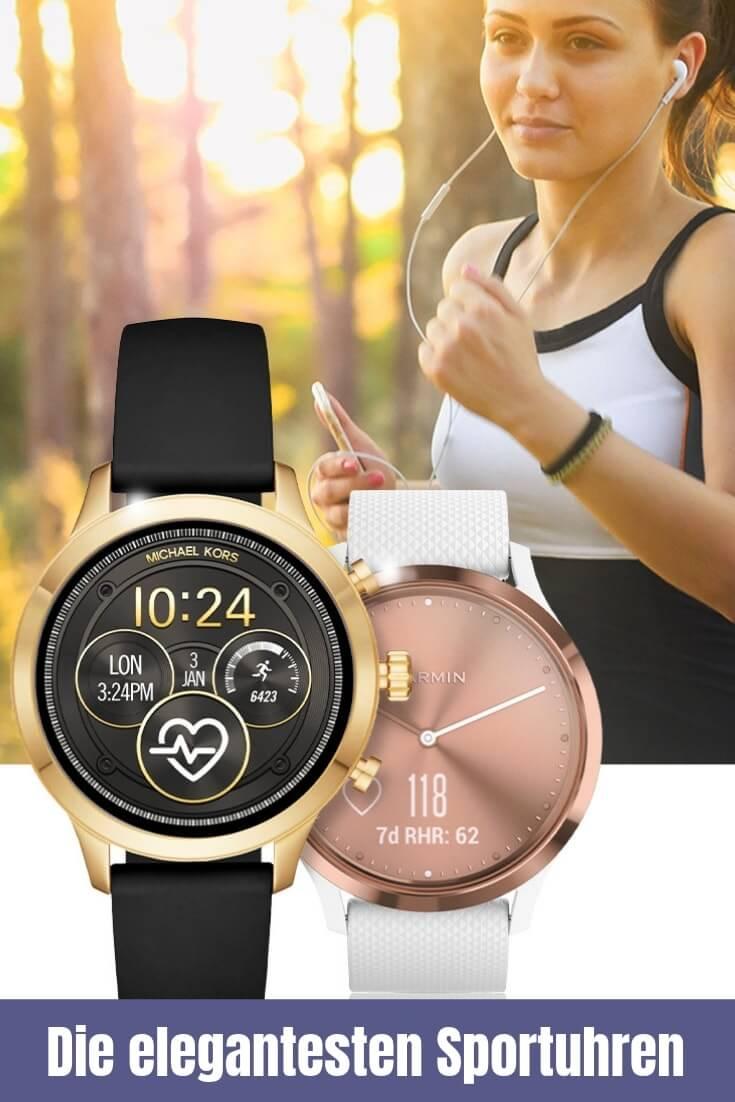 Sportuhren – da denkt man an Uhren mit klobigen Gehäuse. Das muss nicht sein. Längst gibt es auch die elegante Sportuhr für die Dame oder den Herr von Welt.