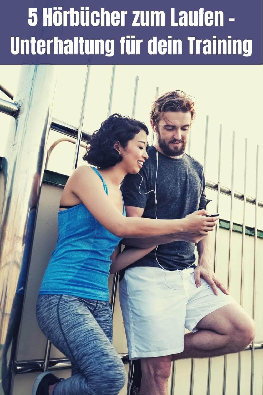 Hörbücher zum Laufen sind dein idealer Begleiter für ein spannendes, abwechslungsreiches und unterhaltsames Lauftraining. Ich stelle dir die besten 5 vor...