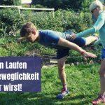 Wie du beim Laufen durch mehr Beweglichkeit schneller wirst