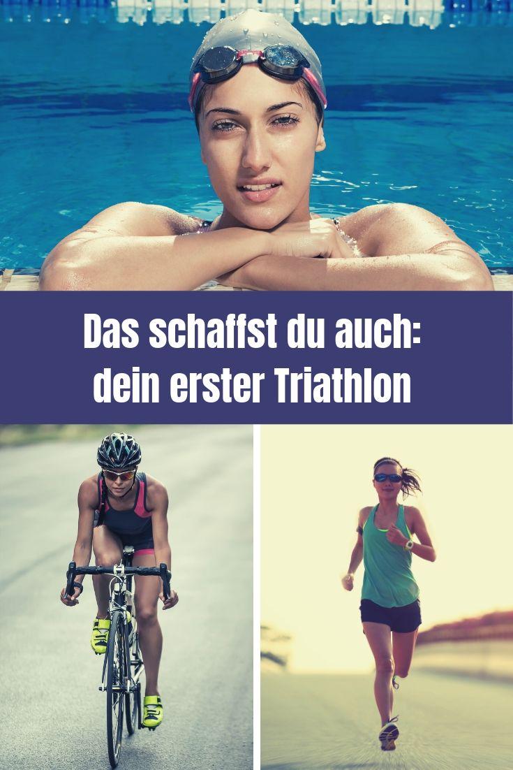 Triathlon. Für viele Sportler, die mal etwas Neues ausprobieren wollen der ideale nächste Schritt. Dein erster Triathlon - bist auch du bereit?
