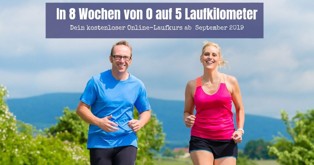 Kostenloser Laufkurs ausdauerblog.de