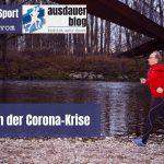 """Laufen in Zeiten von Corona – Podcast """"Endlich mehr Sport"""""""
