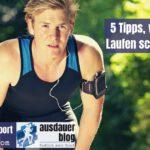 5 Tipps, wie du beim Laufen schneller wirst